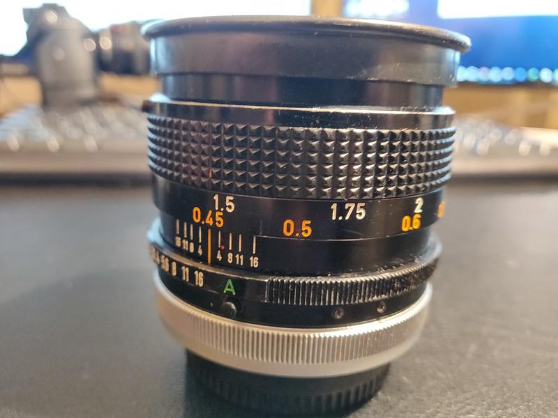 Canon FD 50 mm 1.4 S.S.C. - Serial Q1213 & 896737 002.jpg