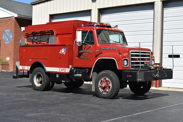 Company 8 - Craigsville Fire Department