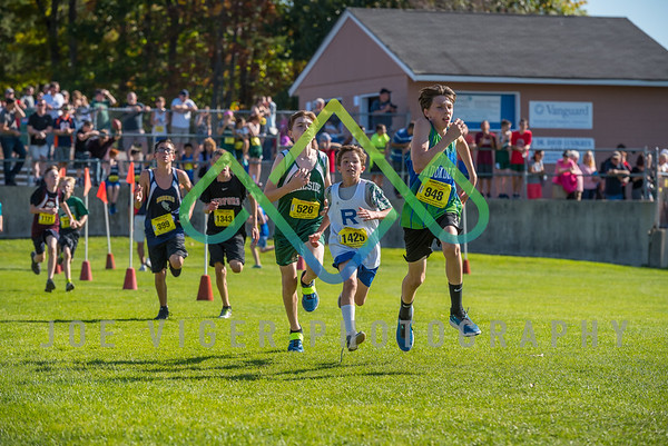 2017 NH Middle School Boys Division I XC Championship