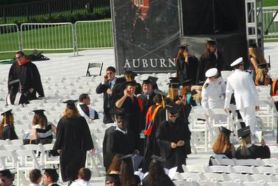Vicki PhD Graduation 2011
