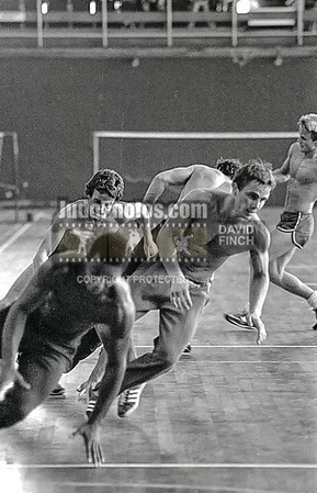 1980 Olympic Team Training at Crystal Palace (11 July)