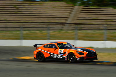 2019 Blancpain GT World Challenge America Sonoma International Raceway