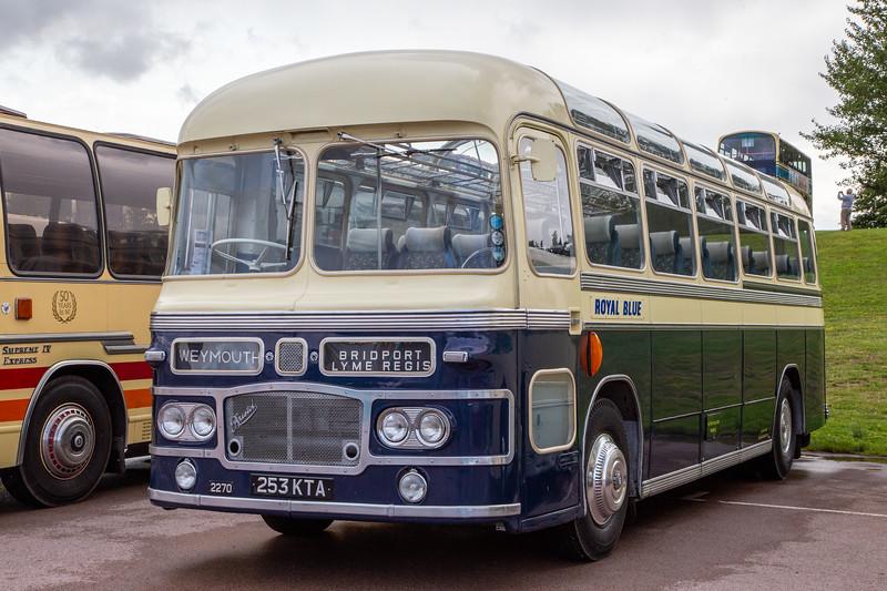 1962 Bristol MW6G ECW C39F