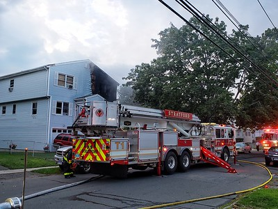 Stratford, CT  313 Columbus Ave dwelling fire