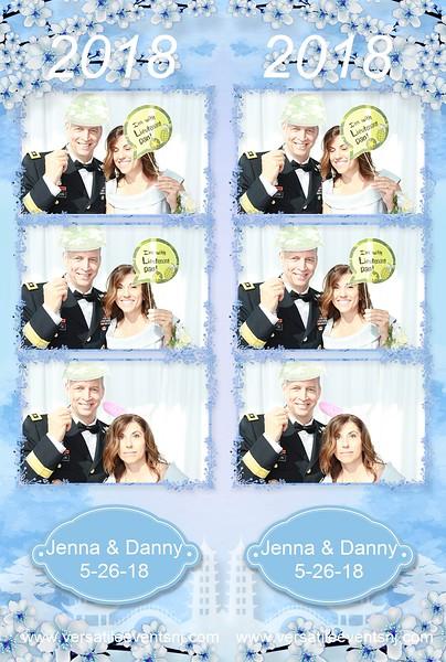 5.26.18 Jenna & Danny