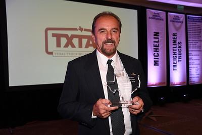 8-4-2017 TXTA Gary Hinze Driver of the Year @ Omni Barton Creek-Austin