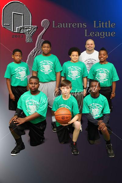 Laurens Little League