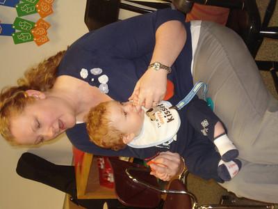 3V Baby Visit #1