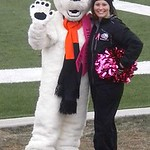 Klondike and Elizabeth at Ohio Northern University - October 17, 2015