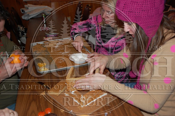 February 2 - Gingerbread Wars