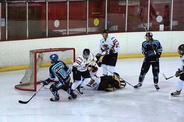 Blackburn Hawks V's Solway Sharks 30-09-12