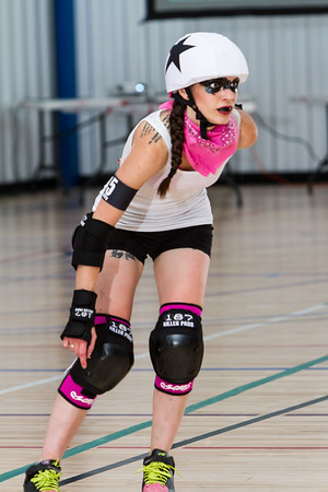 09/23/2017 Steel City Roller Derby Rookie Preview