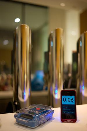 Ars Electronica iGeigie Exhibition