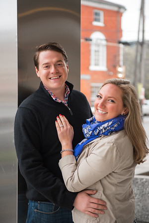 Rachel and Nate's Engagements