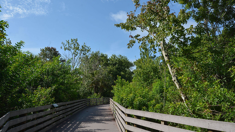 Brevard Zoo Linear Park