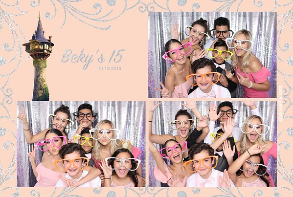Beky's 15th Birthday Party