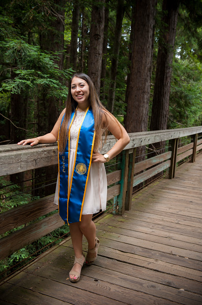 Jacqueline and Friends Graduate From UCSC