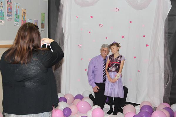 Lakeridge Elementary Father Daughter Dance