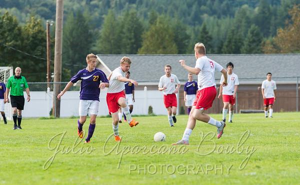 150922 Coquille Boys Soccer vs Marshfield