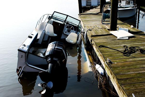 Troupe Creek Salvage 09-02-06