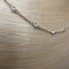 1.35ctw Round Brilliant Diamonds-by-the-yard Necklace 7
