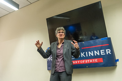 Jamie McLeod-Skinner for Secretary of State