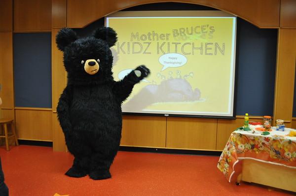 Mother Bruce's Kidz Kitchen