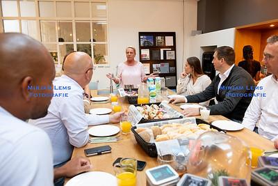 Linkedperfect Businessclub ontbijt bij Sprank