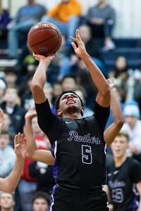 2019.01.04 Boys Basketball: Potomac Falls @ Stone Bridge