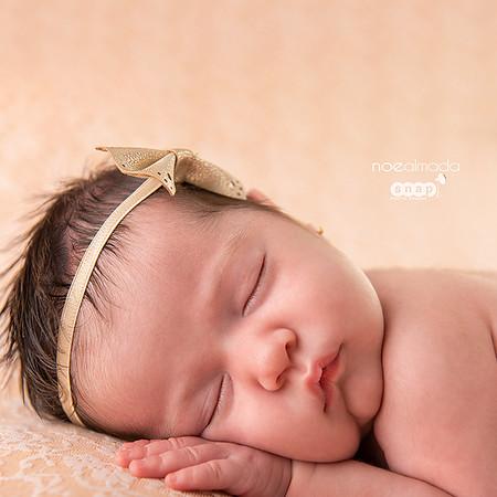 Nerea, sesión newborn