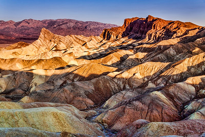 Nevada, Zion National Park, Bryce Canyon, and Death Valley