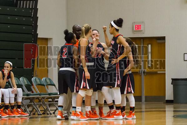 Boone Girls Varsity Basketball #2 - 2015