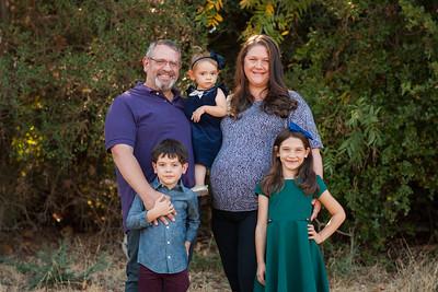 Fall Family Photos - Ranch