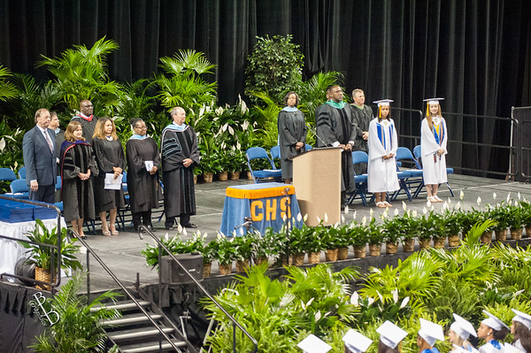 2017 CHS Graduation Ceremony