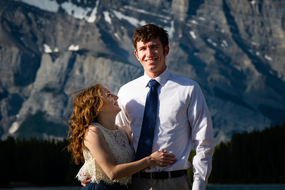 Banff Honeymoon Getaway - Clara and Tanner