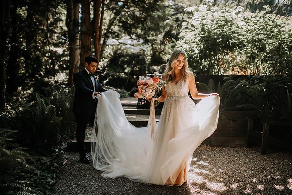 JM Cellars Wedding | Brandi and Vinny | Seattle Wedding Photographer