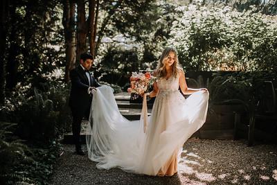 JM Cellars Wedding   Brandi and Vinny   Seattle Wedding Photographer
