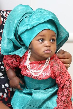 Seyi's 1st Birthday