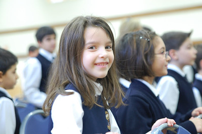 Hovnanian School Home Blessing, 2014
