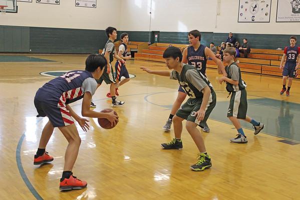 Thirds Basketball vs. Eaglebrook School