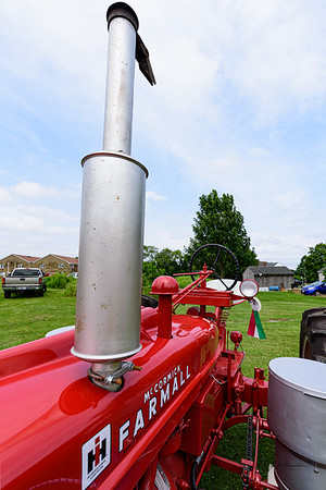 Portsmouth Tractor Show
