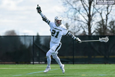 NCAA MLax: St. Anselm at Le Moyne; 4/8/17