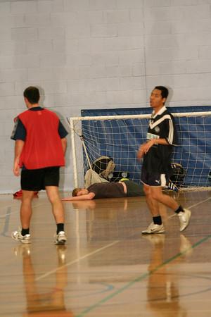 Indoor Football Final 08 OK