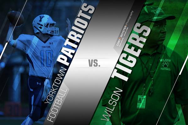 Yorktown(VA) vs Wilson (DC)