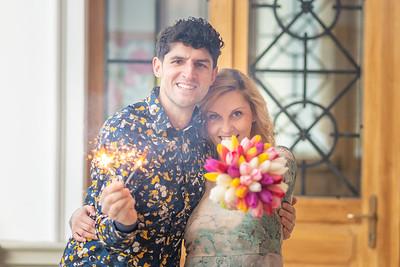 Alexandra si Răzvan