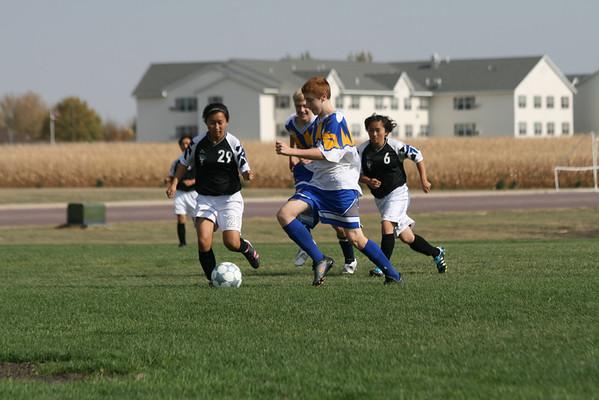 10-8-2011 Plum Creek vs. Sioux City