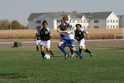 10-8-2011 Plum Creek vs. Sioux City