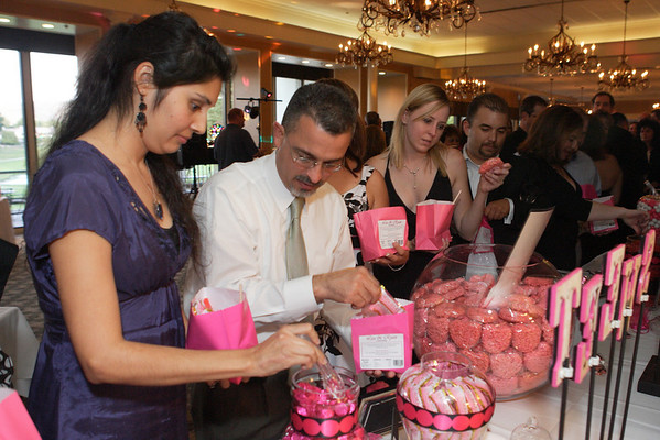 Reception - Candy Counter & Photo Booth