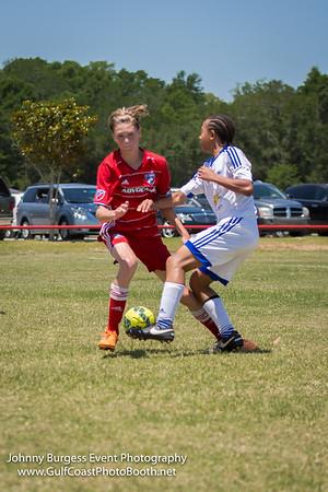 Soccer Spring 2017