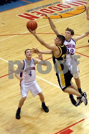 Avon v Martinsville - Boys Basketball